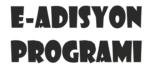 E Adisyon Programı, Cafe Yazılımı